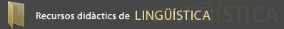 Recursos Docents de Ling��stica